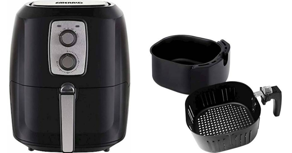 Emerald Air Fryer and Baskets