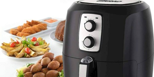 Emerald 5.5-Quart Air Fryer Only $49.99 Shipped on BestBuy.com (Regularly $90)