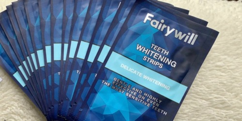 Highly-Rated Teeth Whitening Strips 28-Count Boxes from $8.79 Each on Amazon