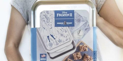 Nordic Ware Frozen 2 Cake Pan w/Lid Just $8.65 (Regularly $20)