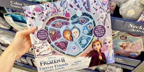 Disney Frozen 2 Jewelry Activity Set Just $7.49 on Amazon (Regularly $15)