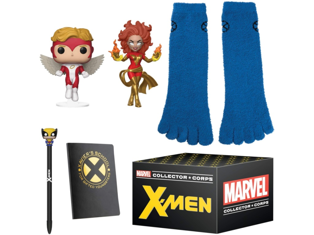 Funko Pop! Subscription Box Marvel Characters