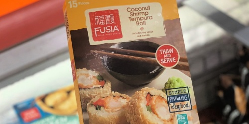 This Week's ALDI Finds Include Sushi, Dumplings, Noodles & More