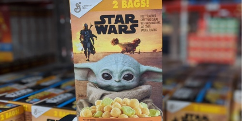 Star Wars The Mandalorian Cereal Twin Pack Only $5.98 at Sam's Club | In-Store & Online