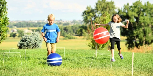 Up to 60% Off Giant Outdoor Family Games on Dick's Sporting Goods