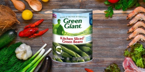 Green Giant Canned Green Beans 4-Pack Only $3.76 Shipped on Amazon