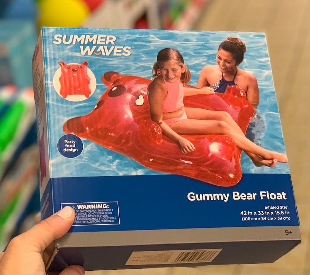 Gummy Bear Float