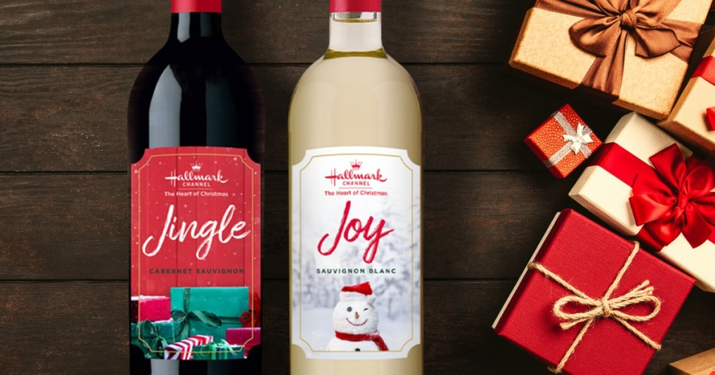 two Hallmark Channel wines