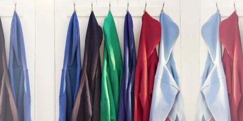 Hanes Fleece Sweatshirts, Pants & More from $7.50 on Amazon