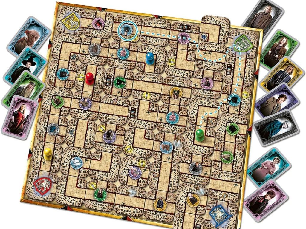 Harry Potter Labrynth Game