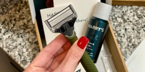 Harry's Shaving Kit Just $3 Shipped | Awesome Stocking Stuffer Idea