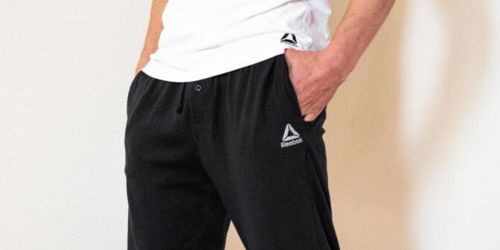 Reebok Men's Joggers Only $12.99 (Regularly $45)