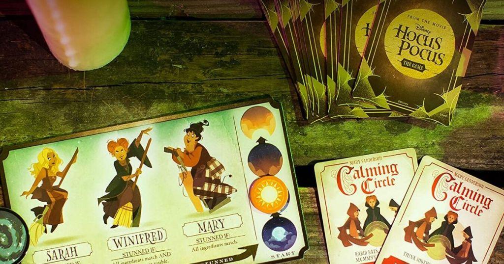 hocus pocus card game