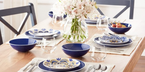Up to 65% Off Dinnerware Sets on HomeDepot.com
