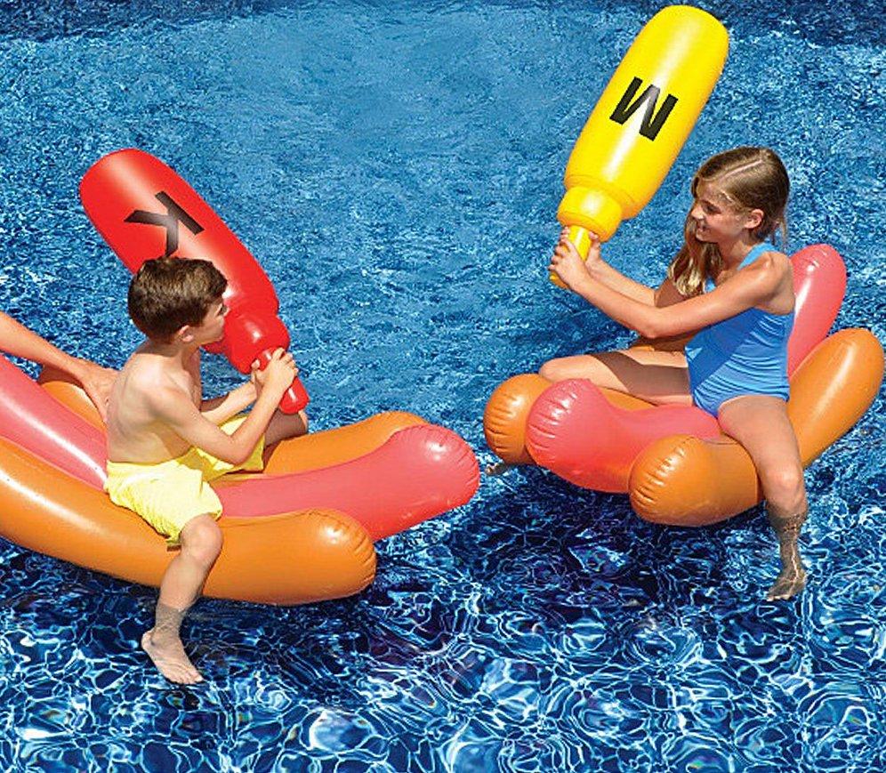 Hot dog Battle