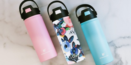 Stainless Steel Water Bottle 2-Pack Only $19.98 Shipped for Sam's Club Members   Just $9.99 Each