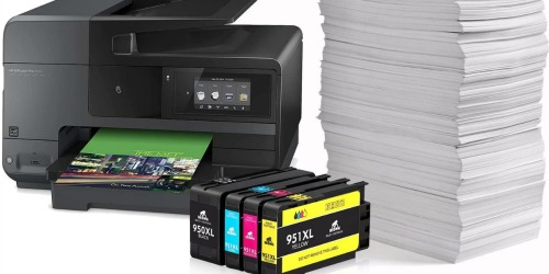 HP Compatible Ink Cartridge Replacements Only $9.49 Shipped on Amazon