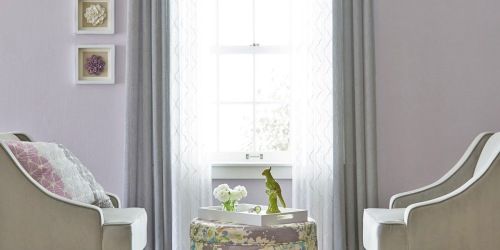 Curtain Panels in Any Size Just $8 Each on JCPenney.com (Regularly $45)