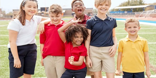 $160 Worth of Kids School Uniform Separates Just $55.95 Shipped on JCPenney.com