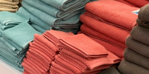 These Quick Dri Bath Towels Are Only $5 on JCPenney.com (Regularly $14) & Have Awesome Reviews