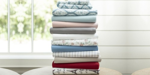 Microfiber Sheet Sets from $9 Each Shipped on JCPenney (Regularly $26+) | Awesome Reviews