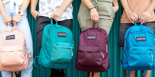 JanSport Backpacks as Low as $14 on Kohls.com (Regularly $47+)