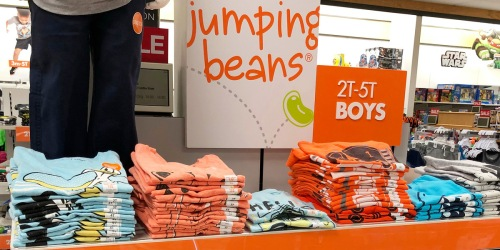 $126 Worth of Jumping Beans Kids Apparel Just $52 + Earn $10 Kohl's Cash