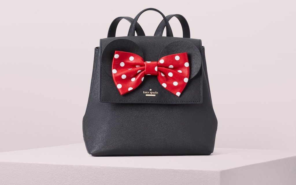 minnie mouse Kate Spade backpack
