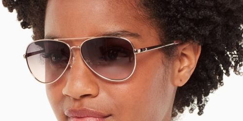 Kate Spade Aviator Sunglasses Only $42 Shipped (Regularly $140)