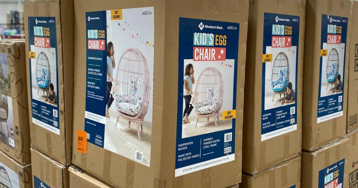 Member/'s Mark Kids /'Egg Chair