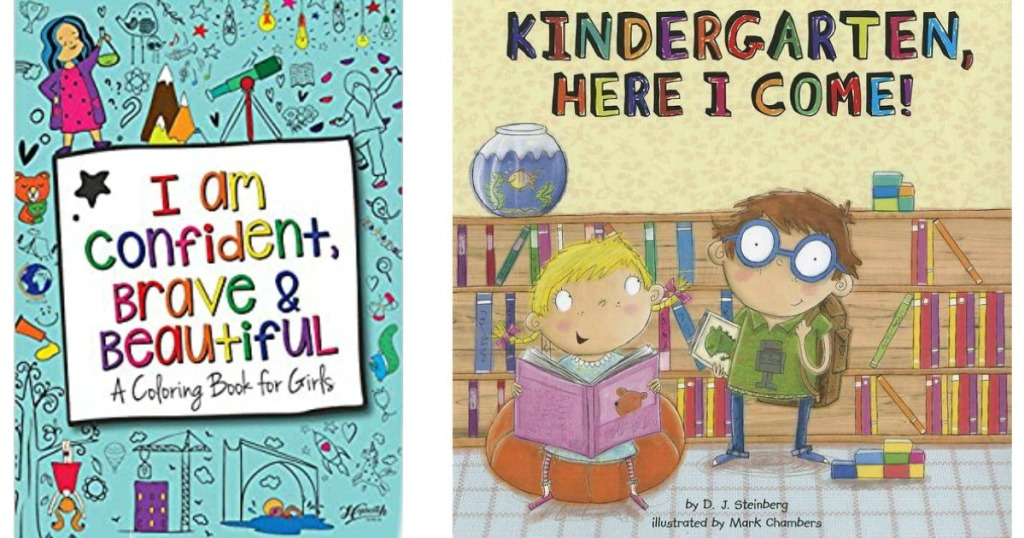 two kids books