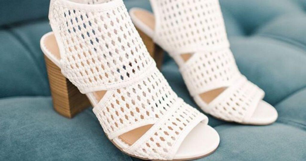 women's woven sandals