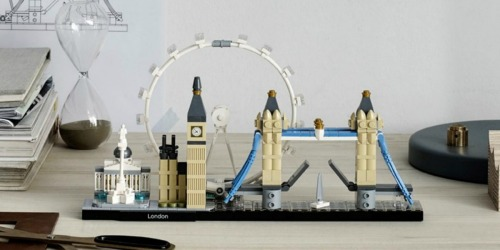 LEGO Architecture London Set Just $31.99 Shipped on Amazon (Regularly $40)