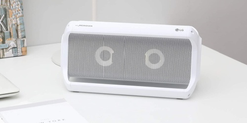 LG Wireless Bluetooth Speaker Only $69.99 Shipped on Amazon (Regularly $130)
