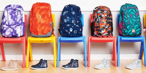60% Off Lands' End Backpacks & Lunch Boxes