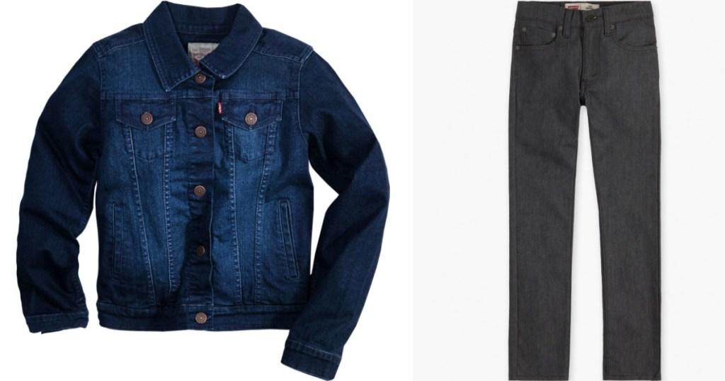 Levi's Jacket and Pants