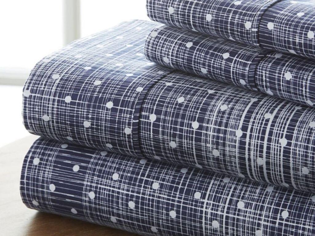 four piece patterned sheet sets