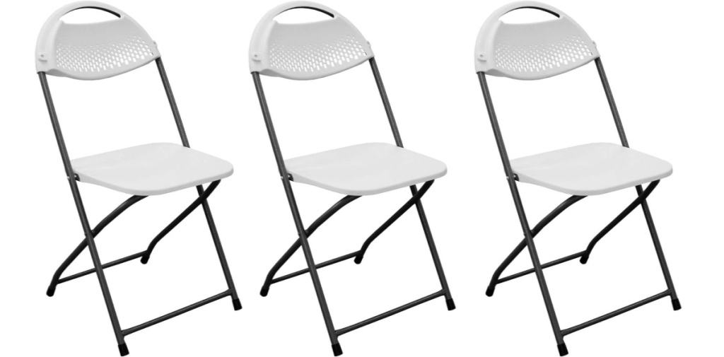 Living accents banquet folding chairs