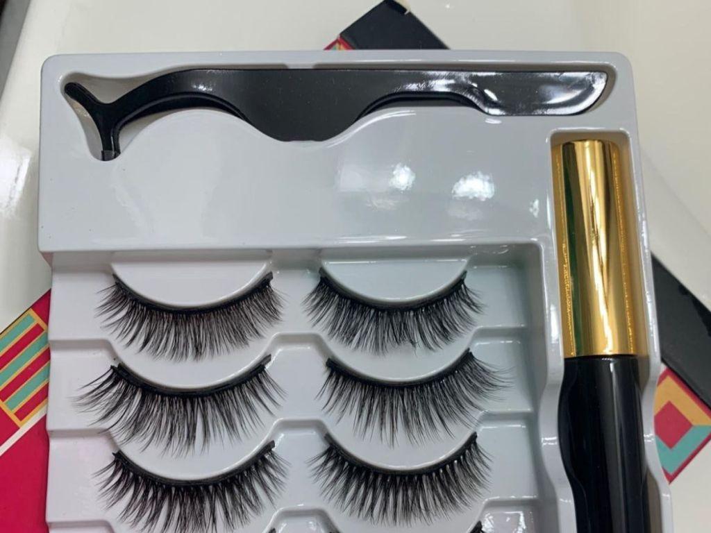 Magnetic Eyelash Set