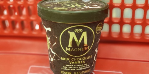 New Magnum Ice Cream Coupon = Pints Only $2.75 Each at Walgreens Starting 7/5