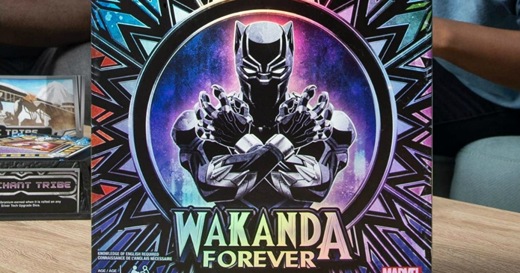 Marvel Wakanda Forever Game