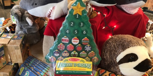 Melissa & Doug Advent Calendar Just $12.99 on Zulily