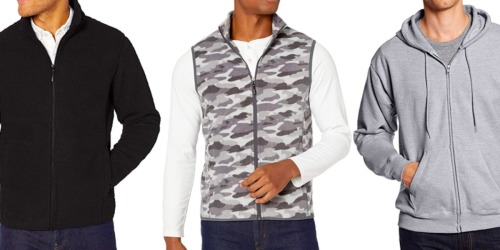 Men's Apparel as Low as $5.94 on Amazon