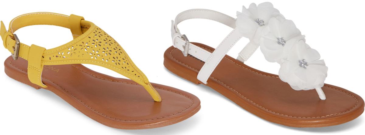 Women's Sandals \u0026 Flip-Flops from $1.49