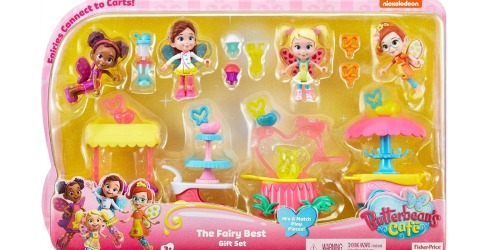Fisher-Price Nickelodeon Butterbean's Café Fairy Set Only $9.99 on Amazon (Regularly $25)