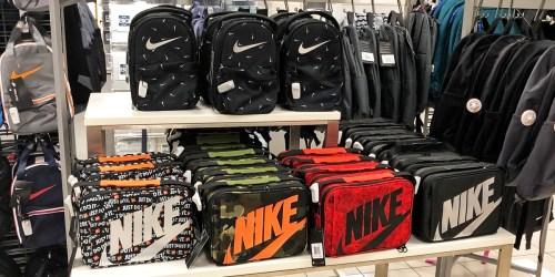 Up to 50% Off Nike Backpacks & Lunchboxes on Kohls.com