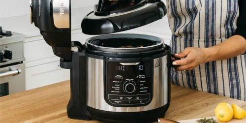 Ninja Foodi 9-in-1 Pressure Cooker & Air Fryer Just $175.99 Shipped (Regularly $270)