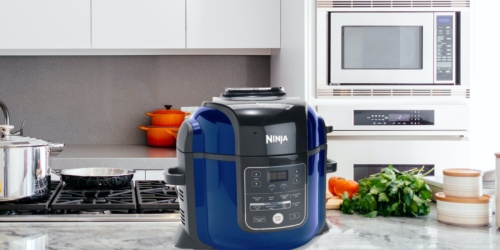 Refurbished Ninja Foodi 8-Quart Pressure Cooker & Air Fryer Only $150 Shipped (Regularly $270)