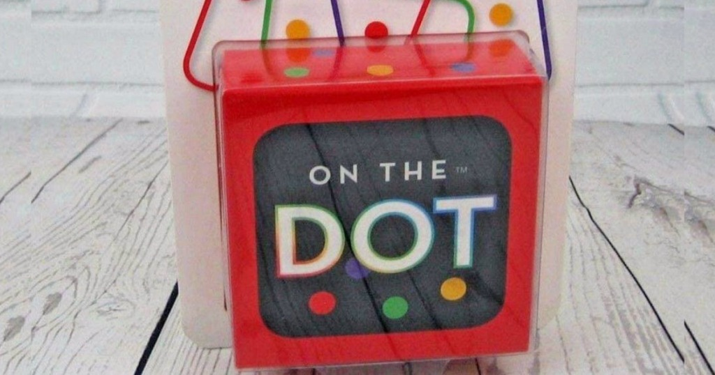 On the Dot Card Game