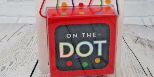 On the Dot Brain Teaser Game Only $5.98 on Amazon (Regularly $12)